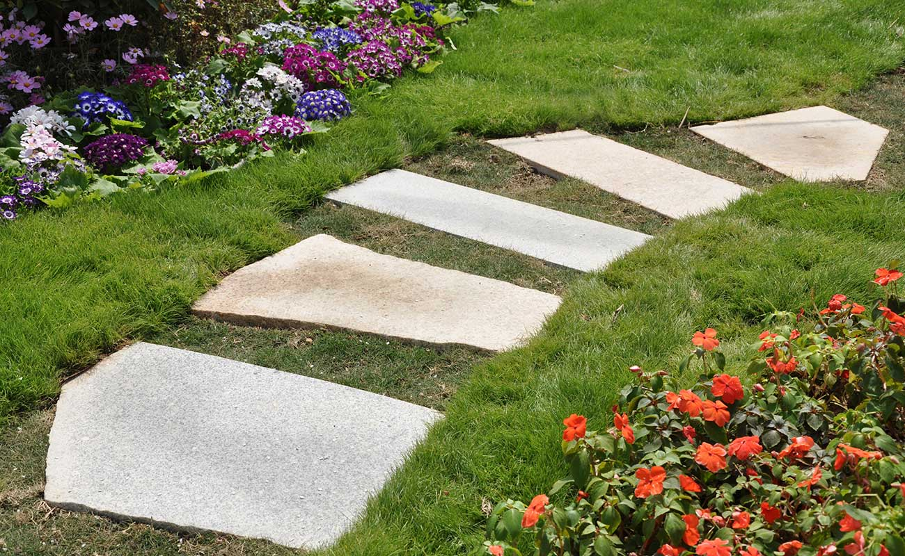 garden design basics. large stone pathway in basic garden design is gardening a simple fad it may be with the appropriate