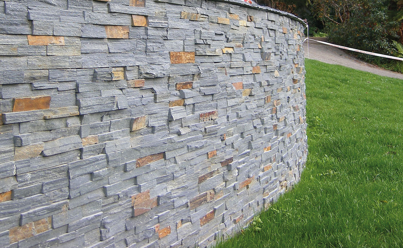 Price guide for various retaining walls zones for Landscaping rocks wellington