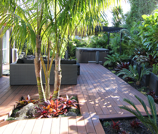 cost of a basic deck and pergola zones