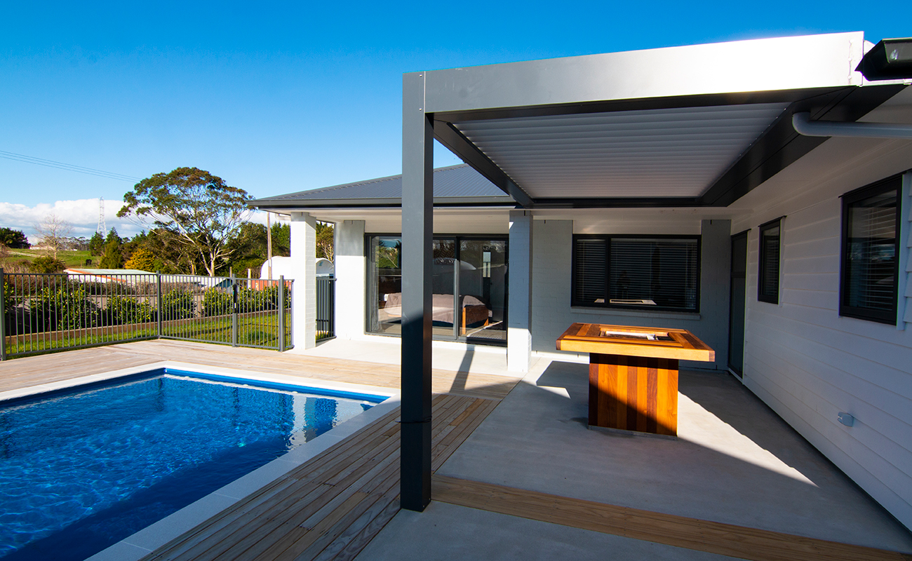 Swimming Pool Builders AUckland
