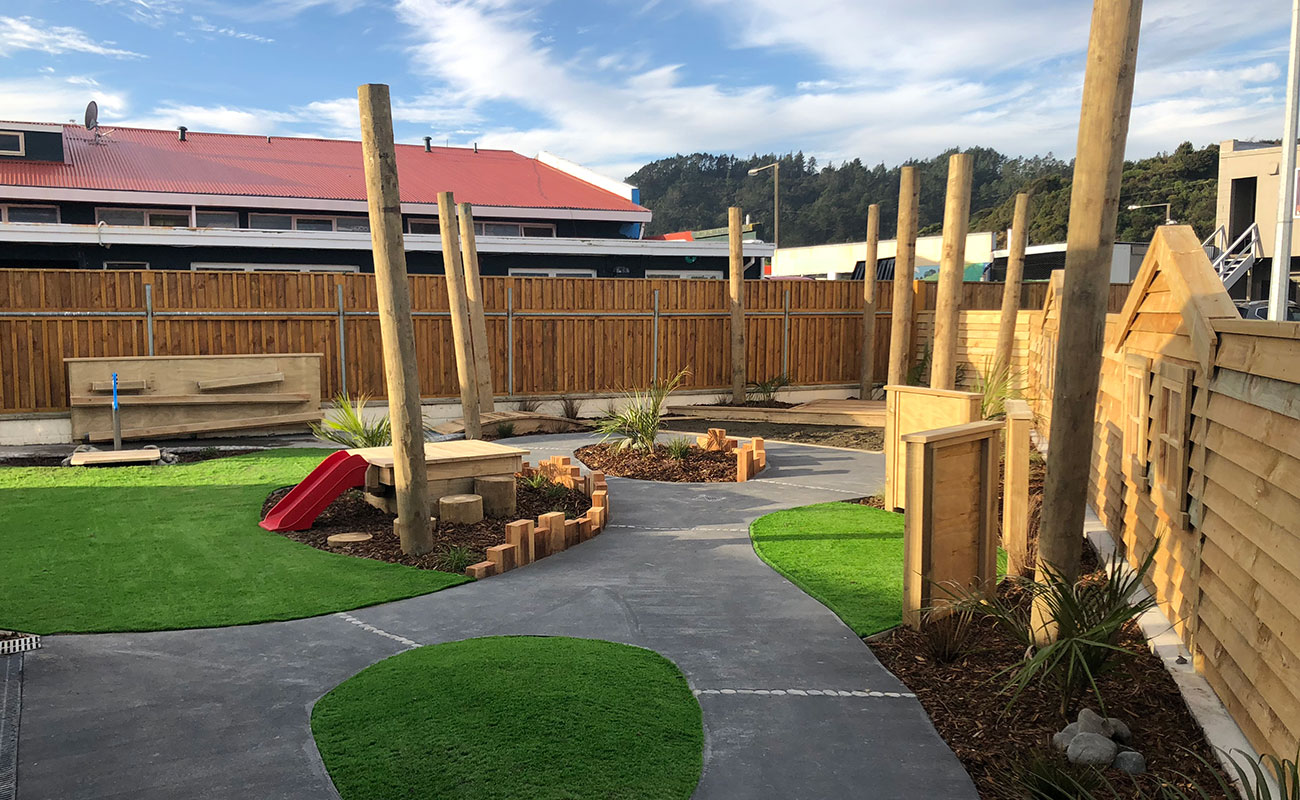 safe childcare renovation in Wellington
