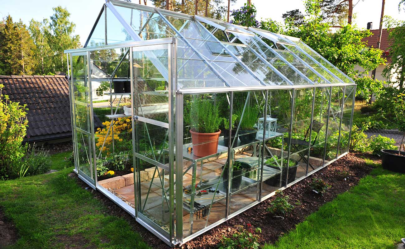 basic greenhouse