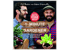 Competition - 1-Minute Gardener Books' Winner
