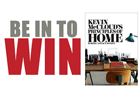 Competition - Two chances to WIN this book of Kevin McCloud's 'Principles of Home'