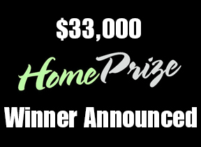 Competition - $33,000 HomePrize prize package