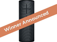 Competition - WIN the UE MEGABOOM 3!