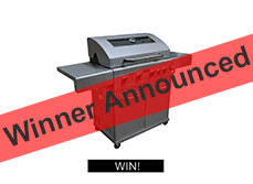 Competition - WIN a 4 Burner BBQ from Bunnings!