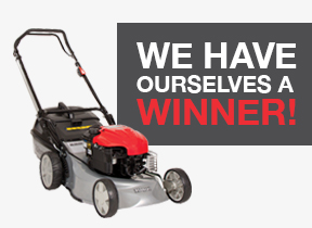 Masport lawnmower competition winner announced