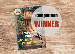 Competition - Be In a Treehouse Book Giveaway