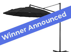 Competition - Win the Nouveau Cantilever Umbrella!