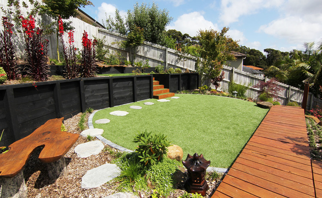 How To Create A Functional Landscape Design Zones