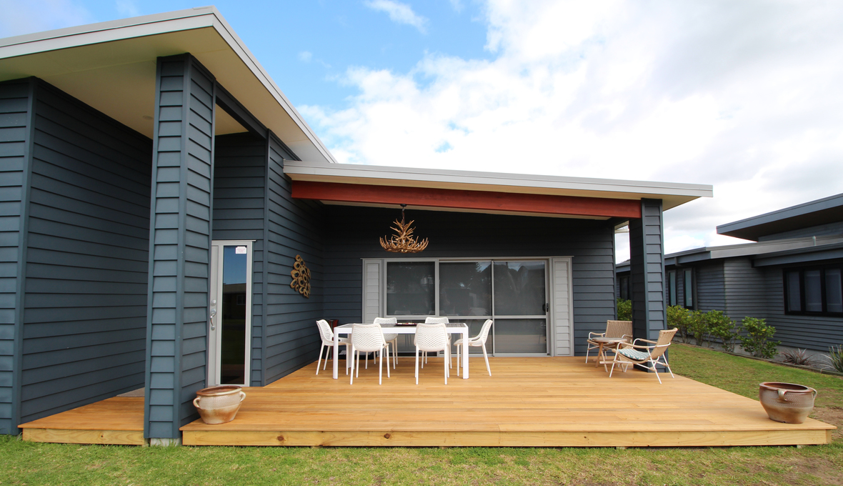 deck in Whangarei