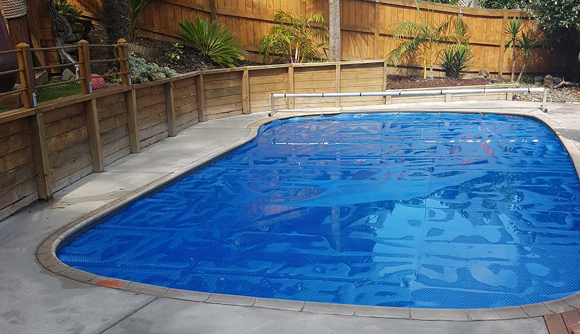 Pool area and deck restoration by Zones Landscaping North Shore