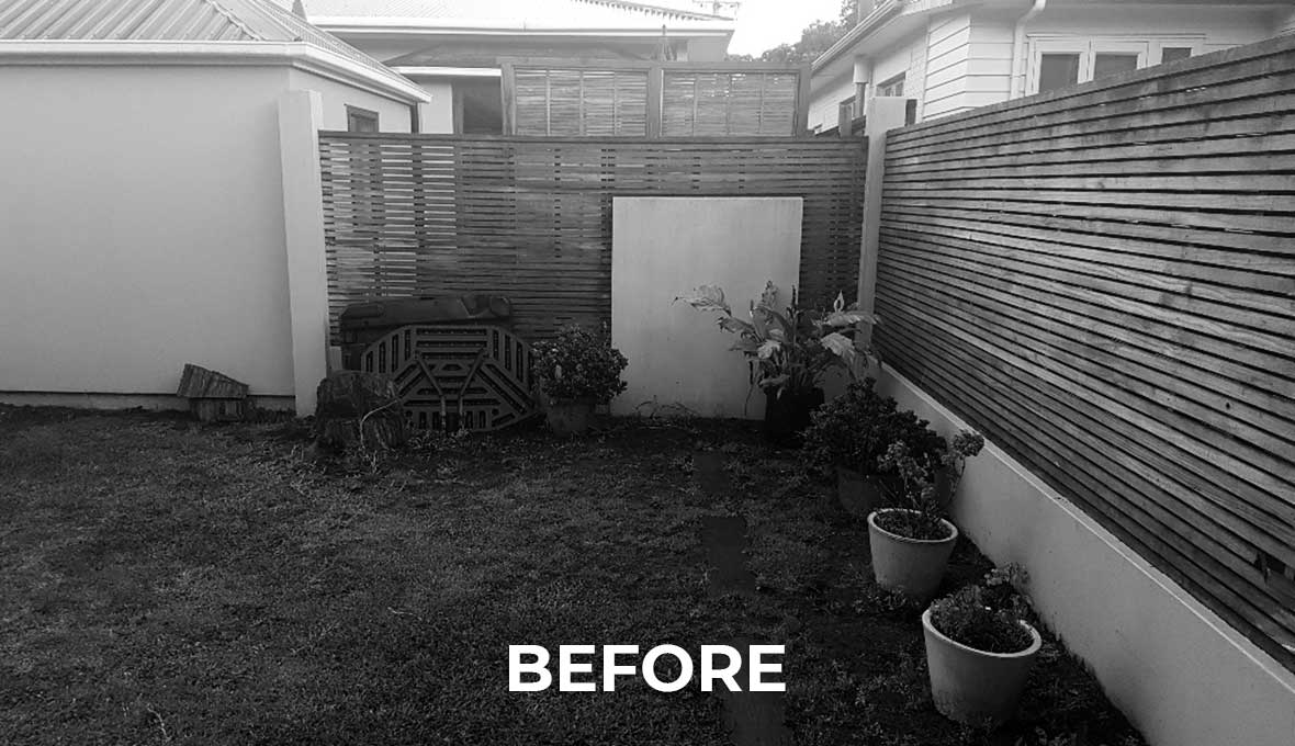 Point Chevelier landscaping project by zones landscaping