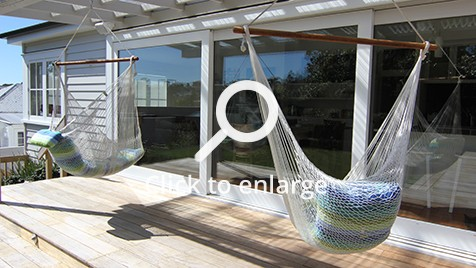 Zones landscaping remuera edible garden hammocks
