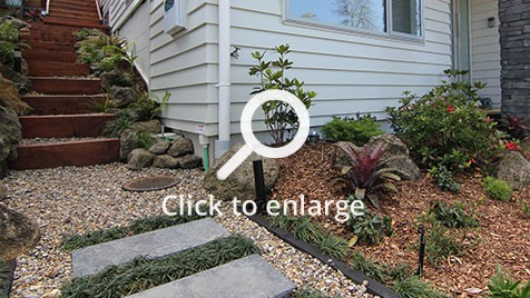 Zones landscaping titirangi entertainment extravanganza front yard