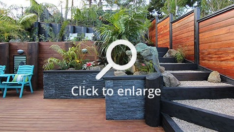 Zones landscaping titirangi entertainment extravanganza