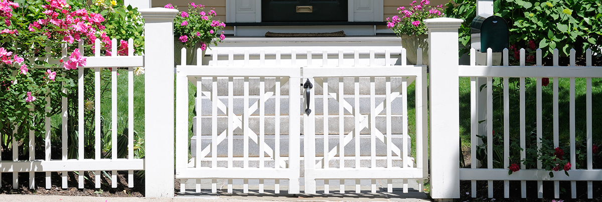 Basic budget fencing and gates ideas | Zones