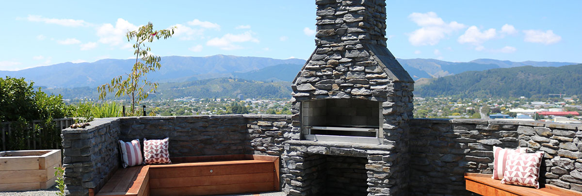 fireplace in wellington