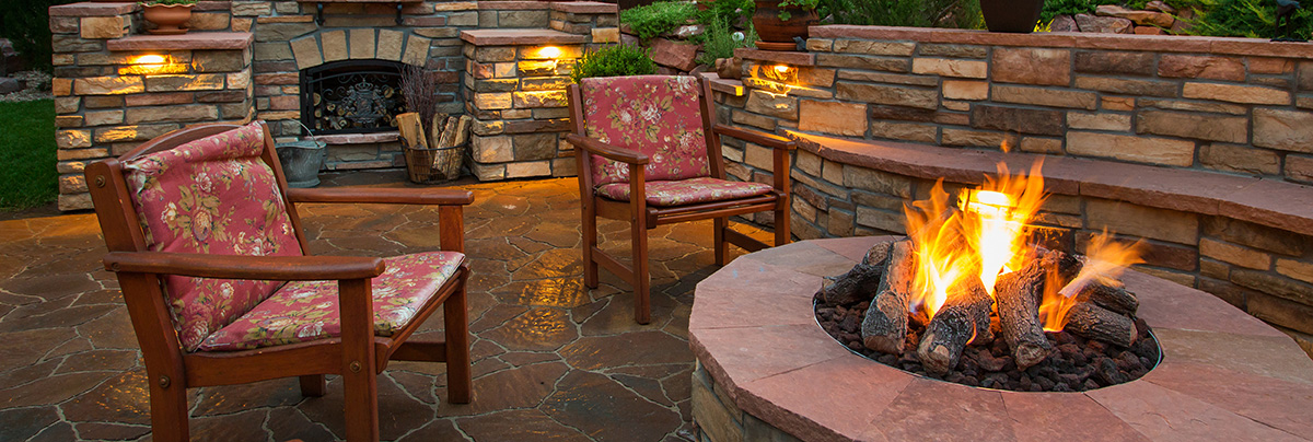 How To Create Fire Pits And Fireplaces To Last And Enjoy Zones