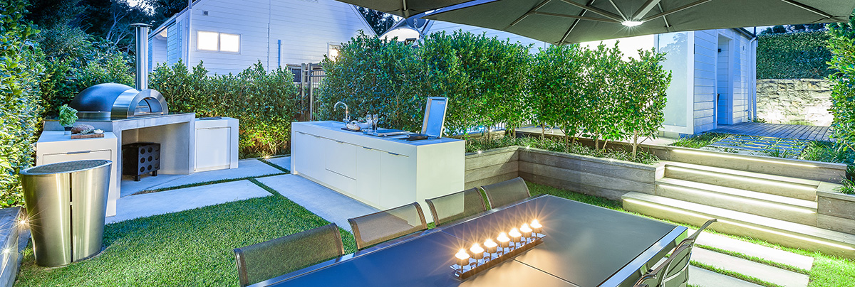 High end outdoor rooms zones for Outdoor spaces nz