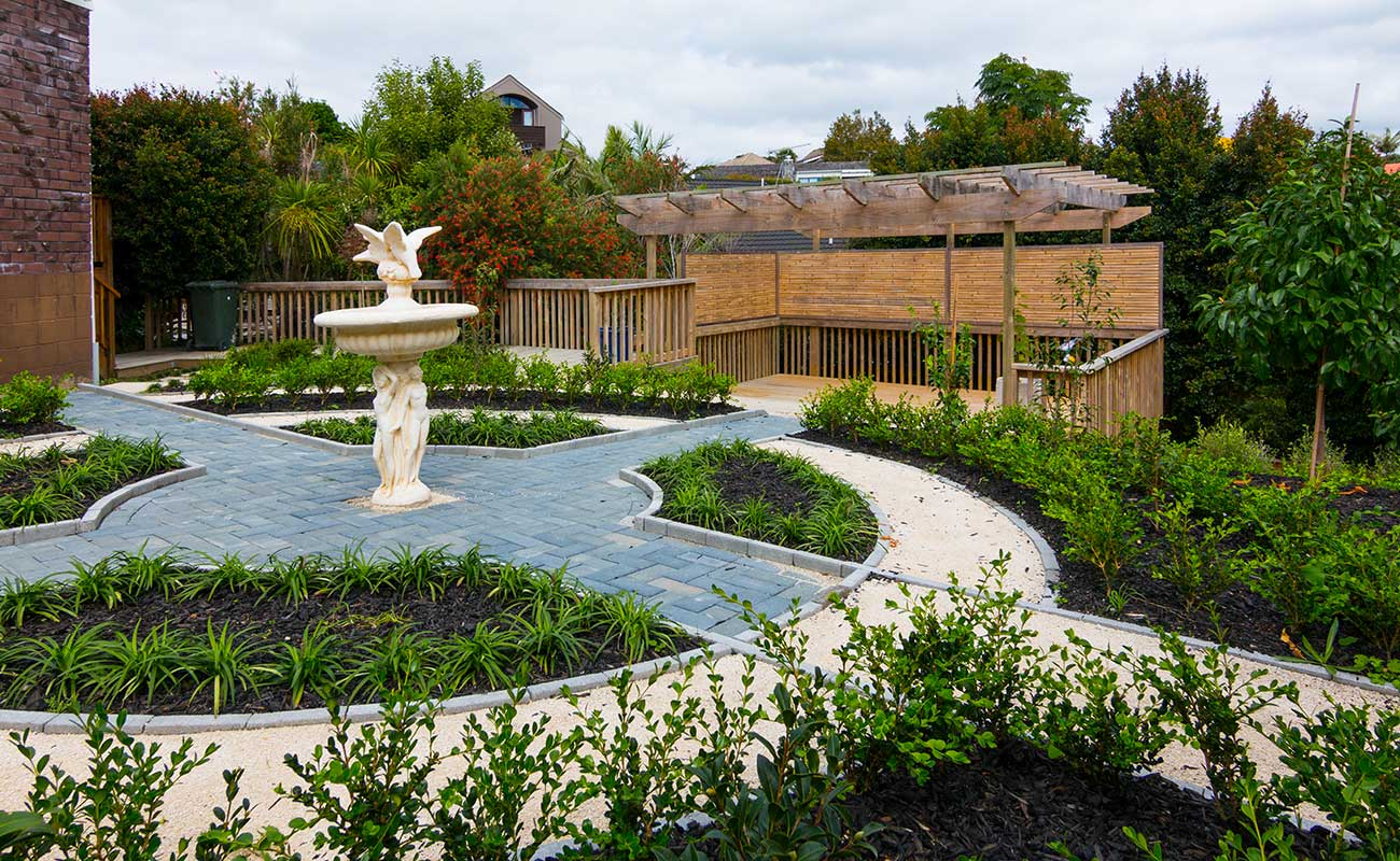 How to create a functional landscape design | Zones