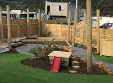 Case Study - We converted a car park to a playground