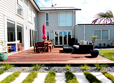 Case Study – Garden design for outdoor living