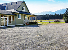 Project Estimate - How much does a gravel driveway cost?