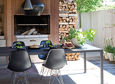 Article – How to create an outdoor eating space