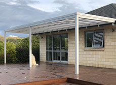 Case Study - Creating usable space with a pergola in Wellington